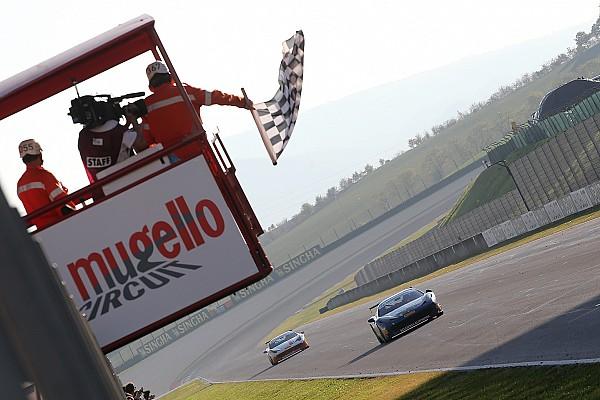 Mugello, Gara 2 Pirelli: