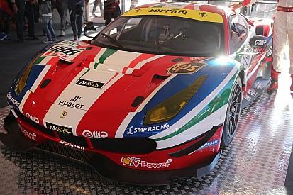 Ferrari unveils new 488 GTE, GT3 models at Mugello