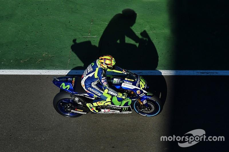 Rossi relativise sa chute par rapport au