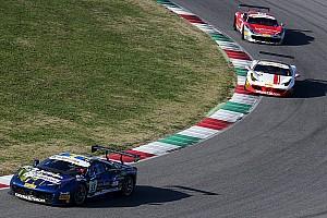 Ferrari Отчет о гонке Сантопонте выиграл вновь, гонка остановлена красными флагами