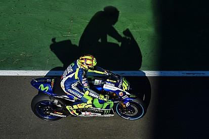 """Rossi: """"Scommettere su Marc? Dipende quanto paga!"""""""