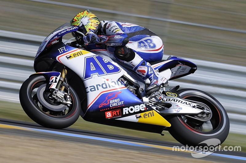 Em nova lista, MotoGP confirma saída do time de Abraham
