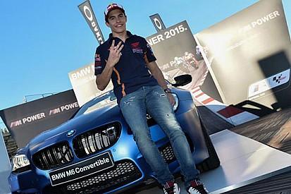 Terzo BMW M Awards consecutivo per Marc Marquez
