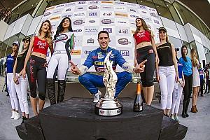 NASCAR Mexico Crónica de Carrera Rubén García Jr. se lleva su tercera del año