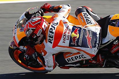 Valencia, Warm-Up: Marquez precede Lorenzo