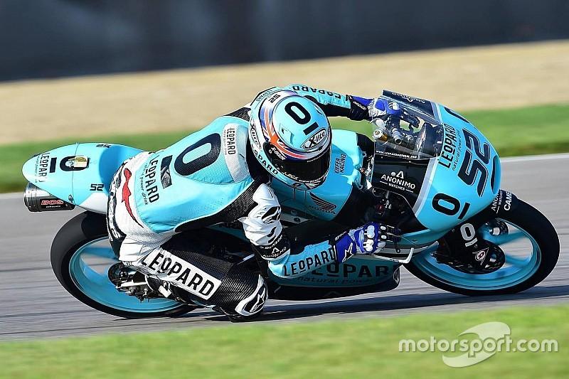 Als erster Brite seit 1977: Danny Kent ist neuer Moto3-Weltmeister