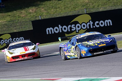 Santoponte résiste à Grossman et s'impose en Trofeo Pirelli
