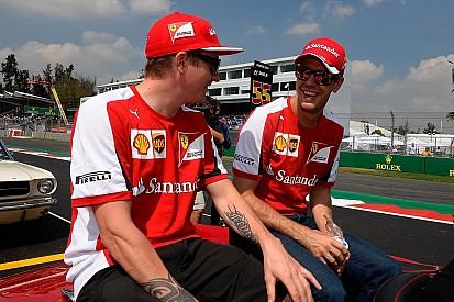 Видео: шоу Ferrari F1