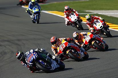 Лоренсо выиграл гонку и стал чемпионом мира MotoGP