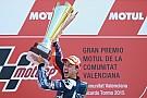 Lorenzo scoort MotoGP-titel met winst in Valencia