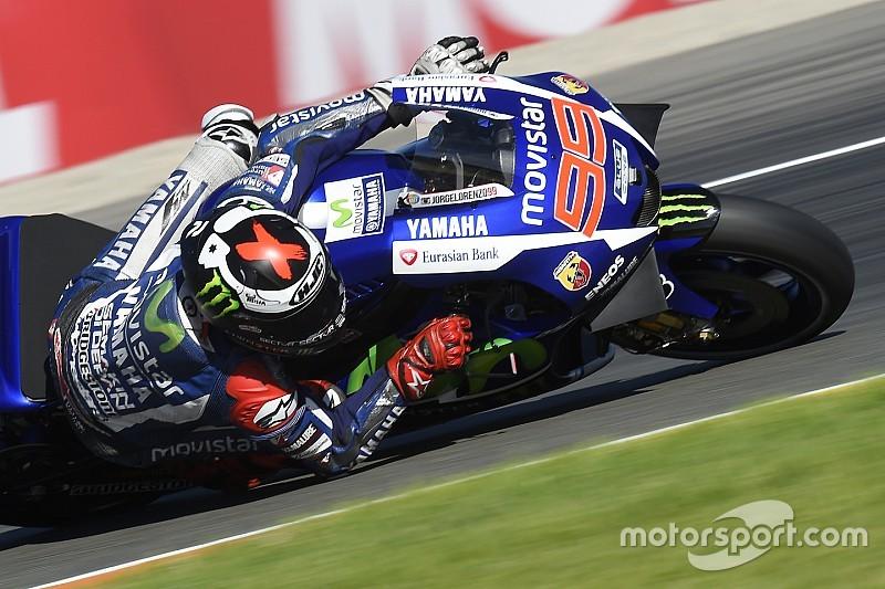 Valentino Rossis Aufholjagd bleibt unbelohnt: Jorge Lorenzo ist Weltmeister!