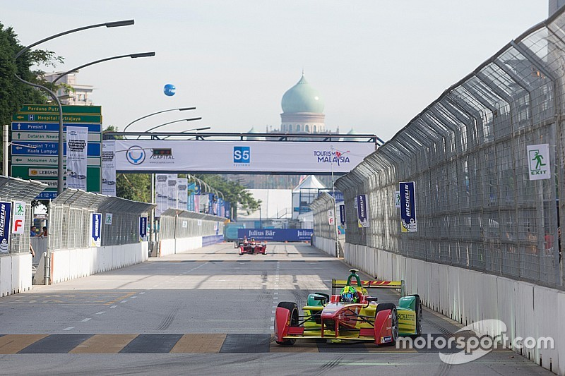 Lucas di Grassi: Renault e.dams ist weiterhin in der Favoritenrolle
