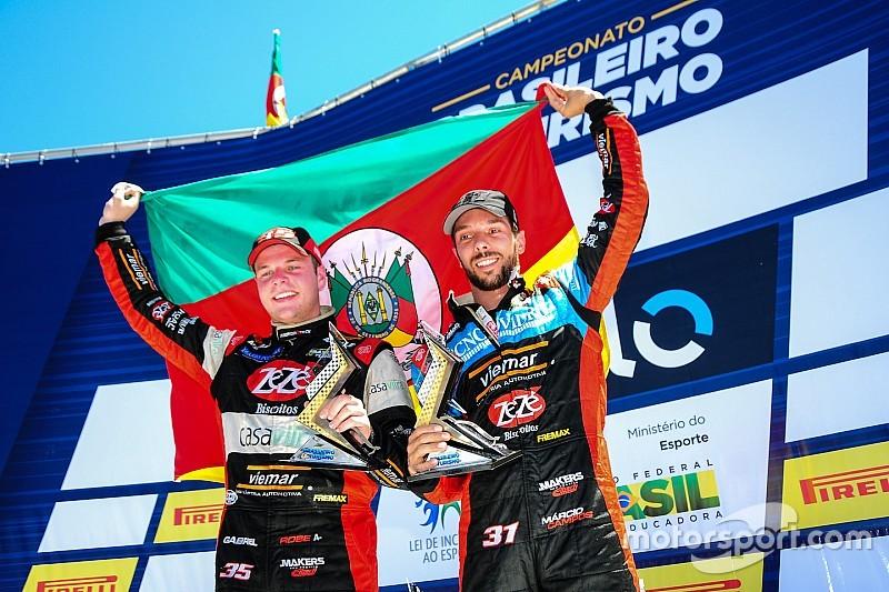 Após pole, Campos vence e dá passo para título de 2015