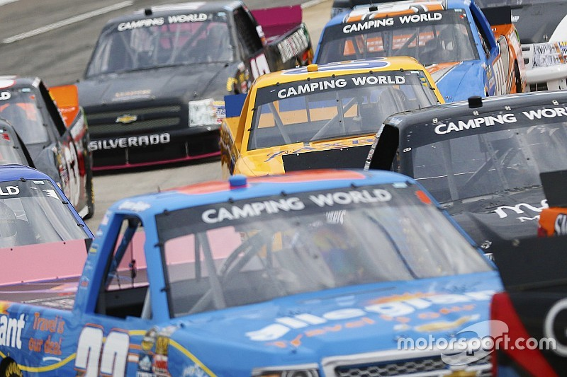 Chase-like format being considered for NASCAR Trucks
