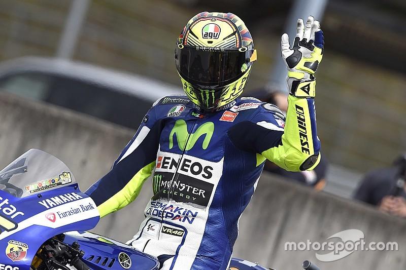 """Valentino Rossi: """"Die Entscheidung fiel nicht auf der Strecke"""""""