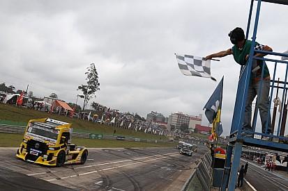 Felipe Giaffone vence em Cascavel