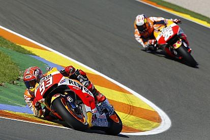 Honda - Dommage que Valentino Rossi gâche une superbe course