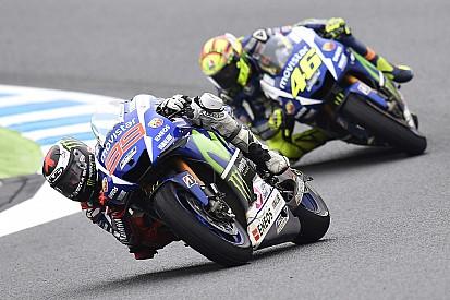 """Lorenzo - """"Il est évident qu'il y a des jeunes pilotes plus rapides"""" que Rossi"""