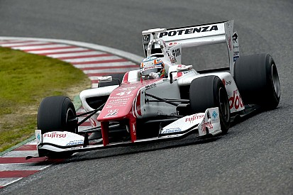 Karthikeyan finishes 11th in Super Formula season