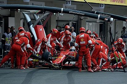 Ferrari zet deur op een kier: toch motoren voor Red Bull?
