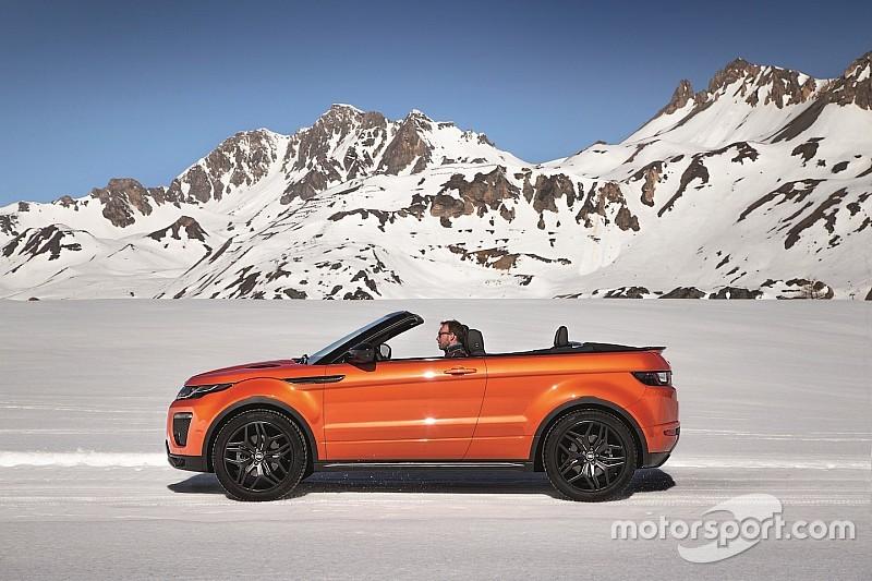 Range Rover Evoque Convertible: de meest terreinwaardige cabrio ooit