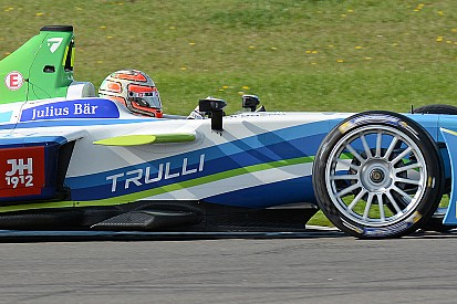 Formula E would help Trulli seek new owner