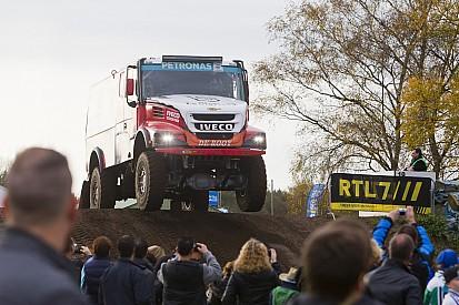 Valkenswaard voor even het epicentrum van de Dakar Rally