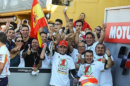 """Barbera regala l'ultimo titolo della """"Open"""" alla Ducati"""
