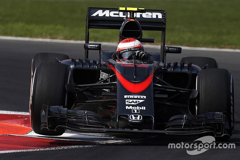 À Interlagos, McLaren va préparer 2016