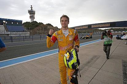Dillmann firma con AVF para 2016 en la Fórmula Renault 3.5