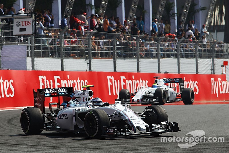 Williams head to Brazil expecting another strong weekend