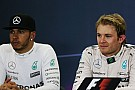 Mercedes: rivalidade de Rosberg e Hamilton é boa para F1