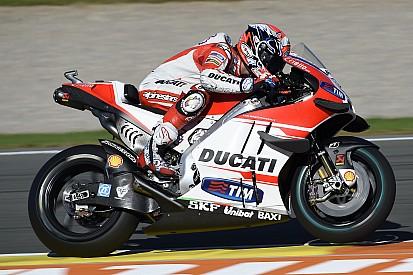 Ducati ne fera débuter sa GP16 qu'en février