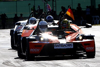 DTM-Champion Pascal Wehrlein fährt beim Race of Champions