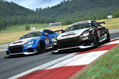 Vidéo - Le développement de l'Audi Sport TT Cup continue sur RaceRoom Racing Experience