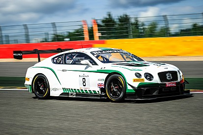 Bentley to enter two cars in Sepang 12 Hours