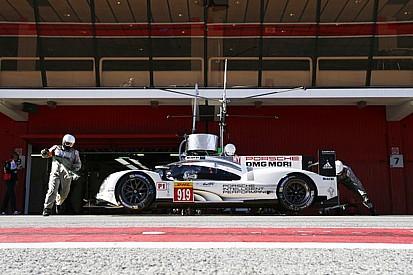 Premier test en LMP1 pour Magnussen