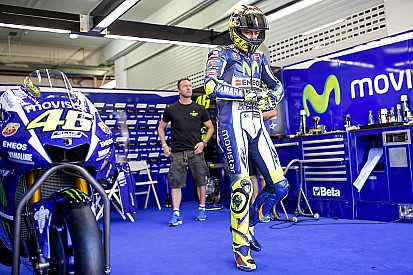 """Schwantz: """"Rossi was in trouble even without grid penalty"""""""