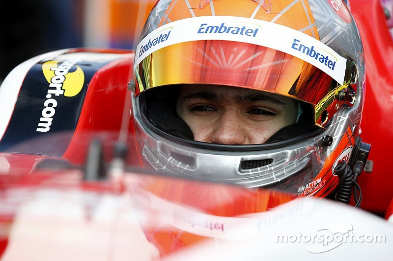 Pietro Fittipaldi targeting first family Le Mans win