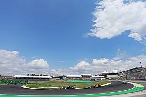 Formule 1 Actualités GP du Brésil - Le programme TV du week-end
