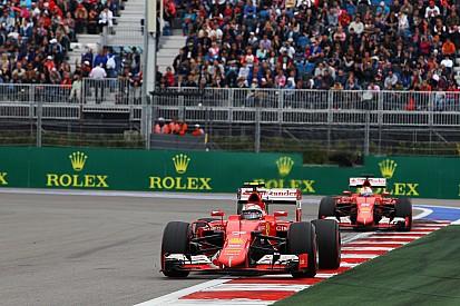 """Räikkönen - Ferrari, une """"équipe très solide"""" qui a """"beaucoup changé"""""""