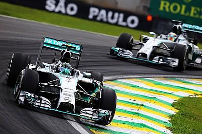 Photos - Les 10 derniers vainqueurs du GP du Brésil
