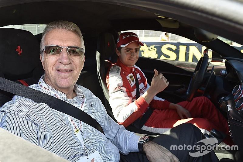"""Ferrari: """"Mio padre avrebbe cacciato Marc come Surtees"""""""