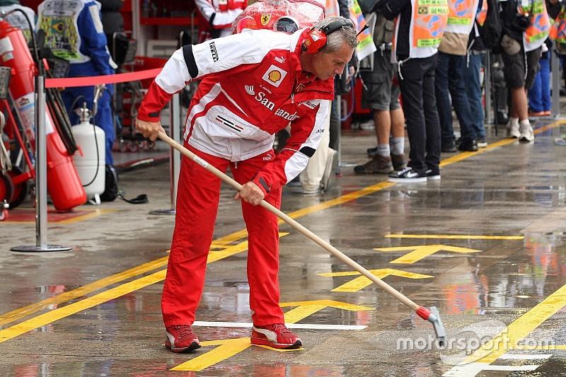 Previsão do tempo indica chuva para o GP do Brasil de F1
