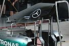 Mercedes: torna il cofano motore senza le orecchie