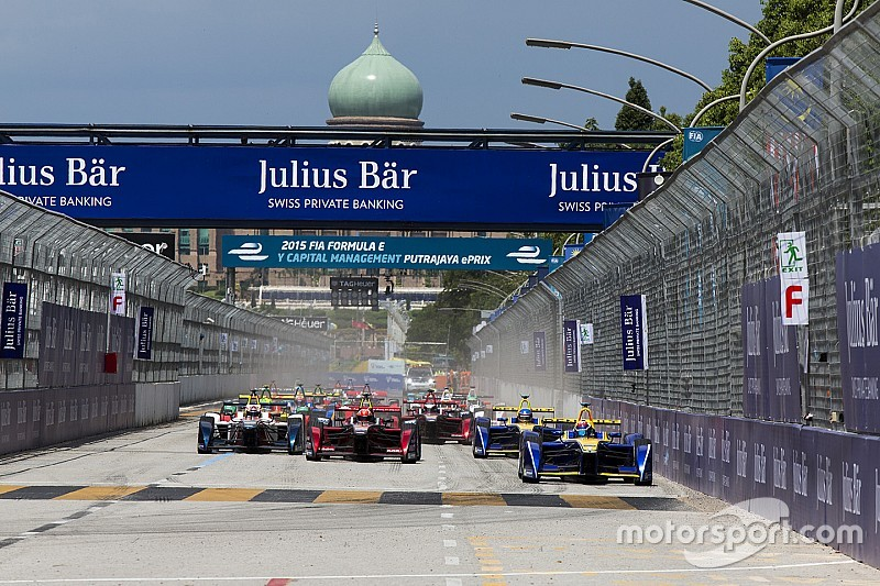Formula E's Malaysia race enjoys strong US TV ratings
