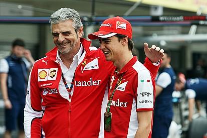 """Para Gutierrez, ida """"arriscada"""" para a Ferrari foi """"grande decisão"""""""