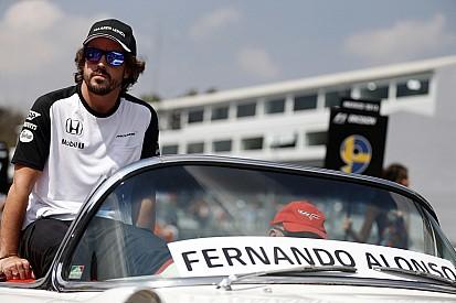 """Alonso é curto e grosso sobre 2016: """"quero voltar a vencer"""""""