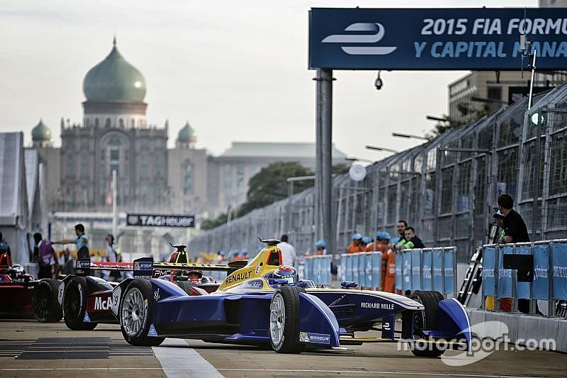 Putrajaya ePrix: Alain Prost and Jean-Paul Driot debrief