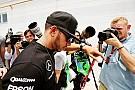 Proibido de falar sobre batida, Hamilton busca vitória 44